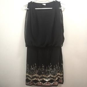 Vero Moda Sequin Dress